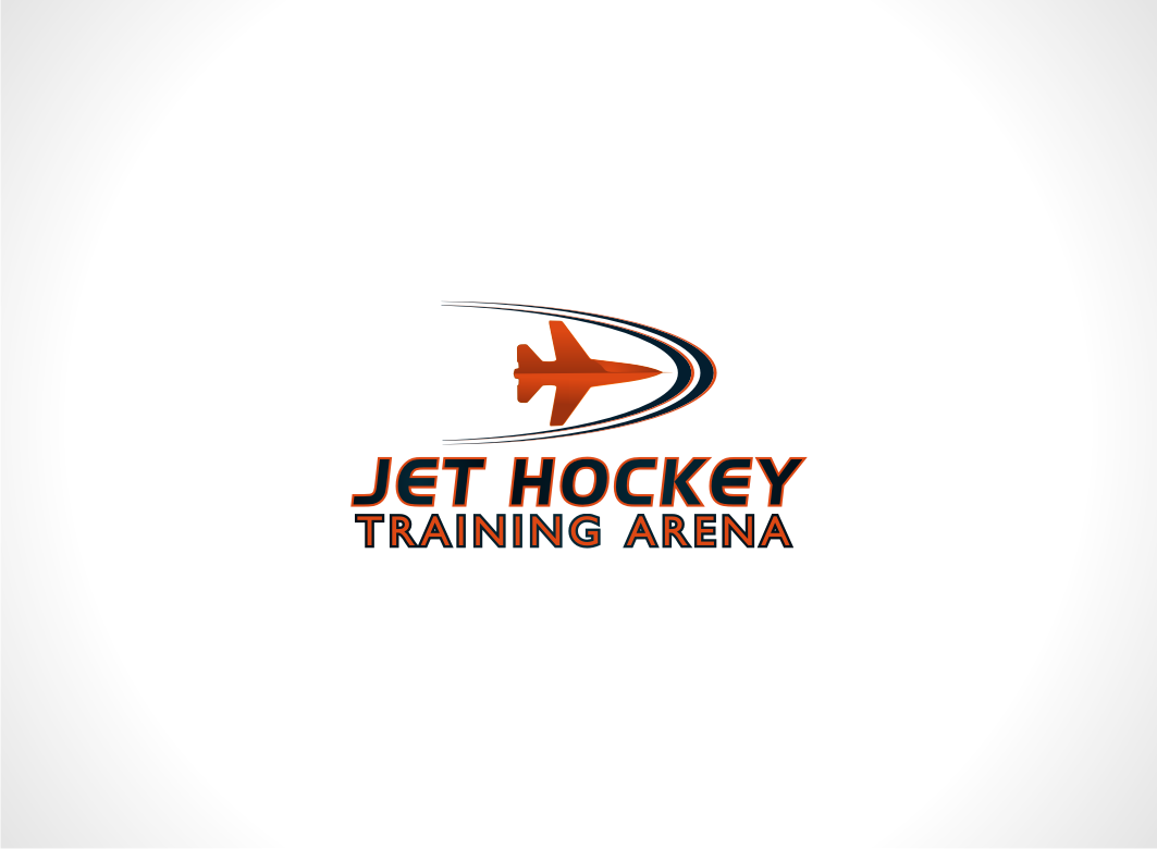 Logo for the new Jet Hockey Training Arena