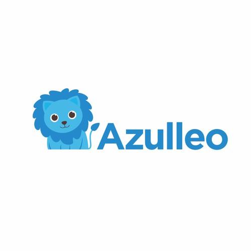 logo for azulleo