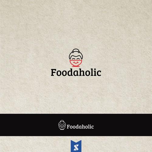 Logo Concept for Foodaholic