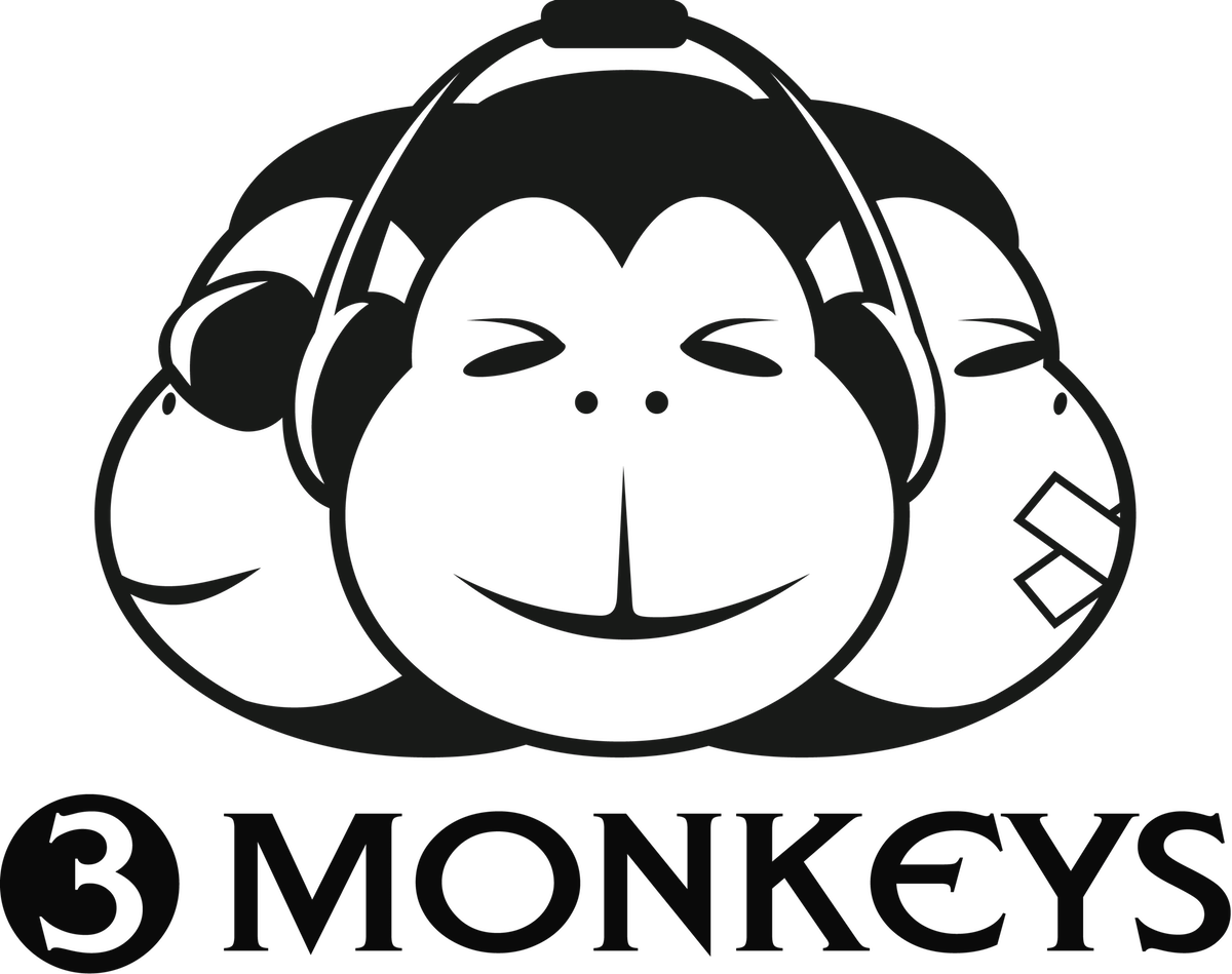 Your 3 monkeys