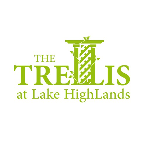 Help The Trellis at Lake Highlands with a new logo