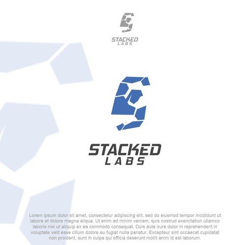 Bold logo for Stacked LABS