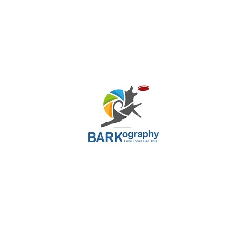 logo for barkography