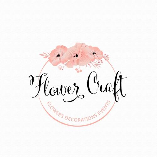 Flower Craft Logo