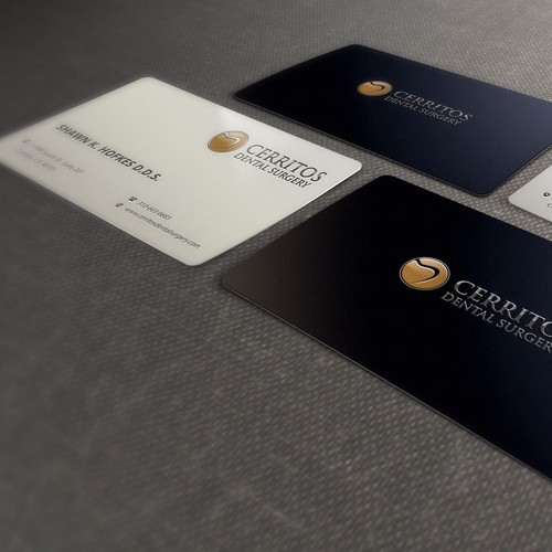 Help Use the logo with a new business card