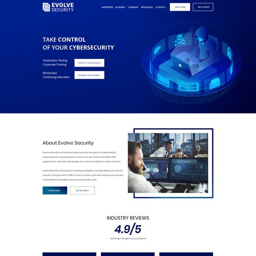 Design for Evolve Security