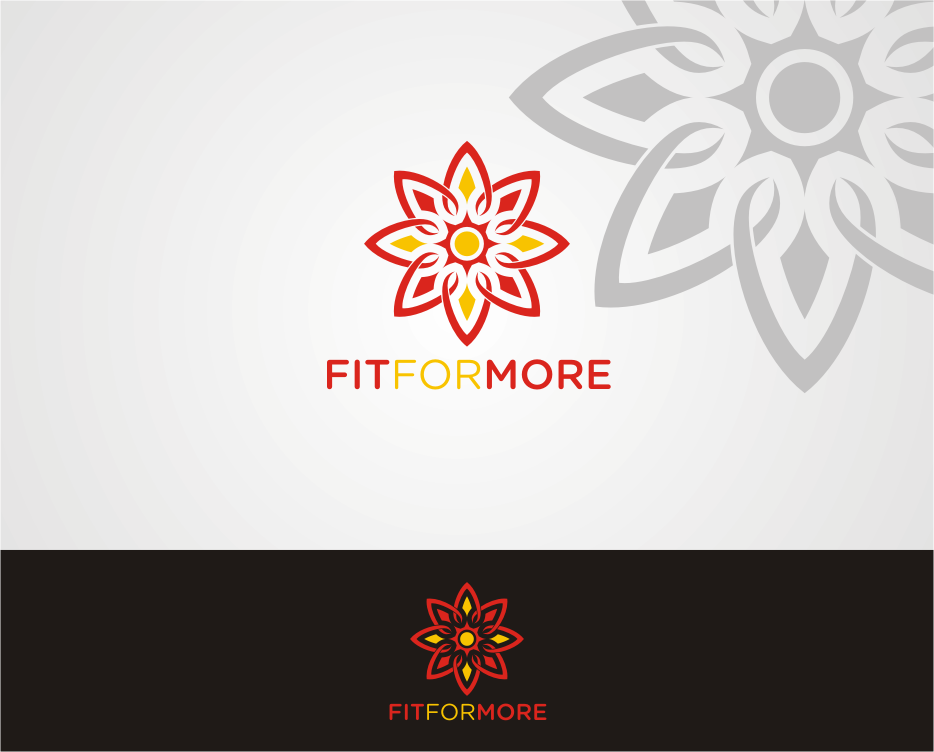 Inspire and Be Inspired by the winning logo for Fit For More!
