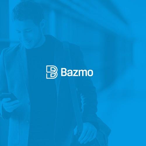 Logo concept for Bazmo