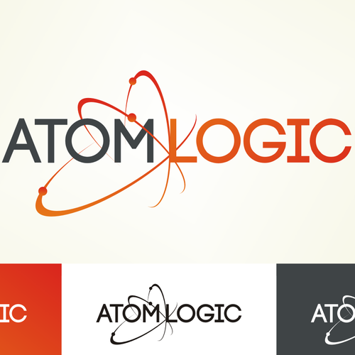 Help Atom Logic with a new logo