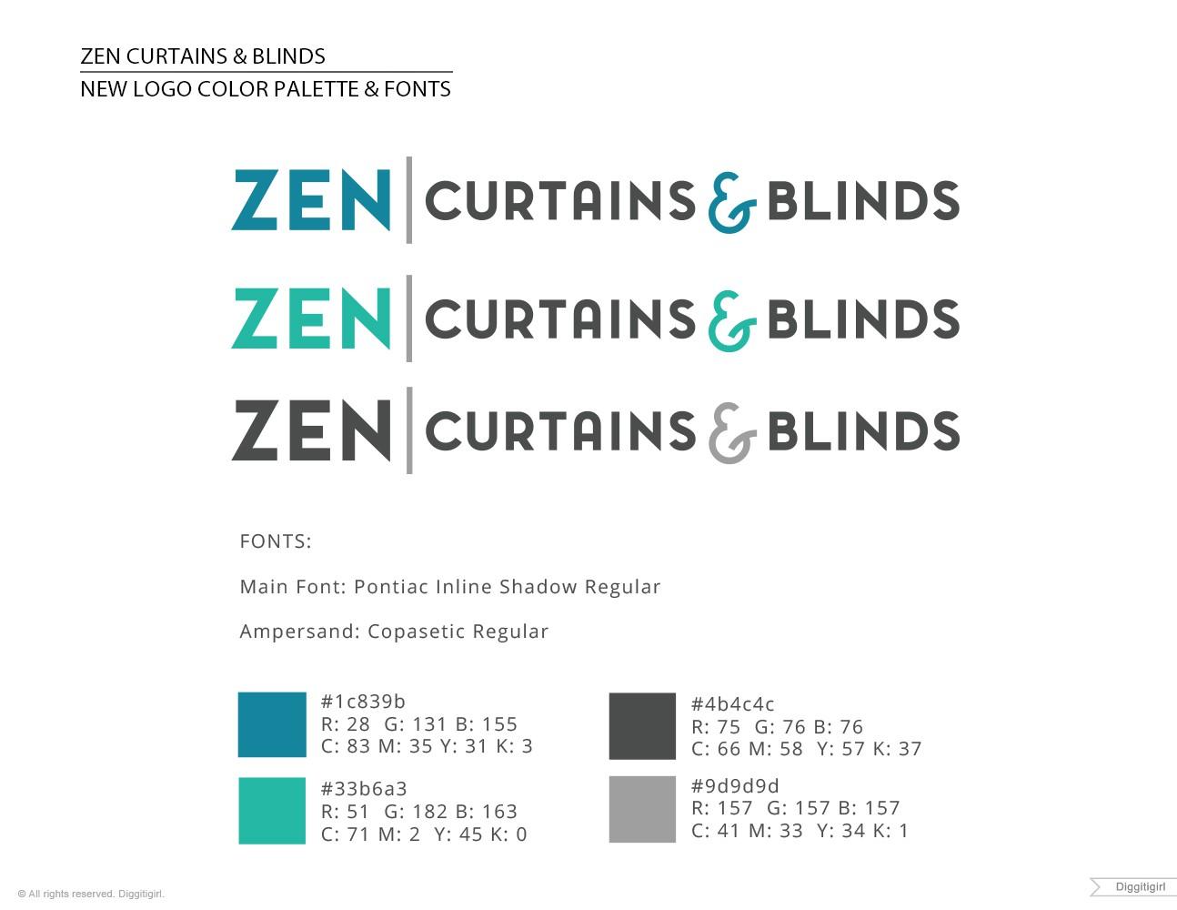 Zen Curtains & Blinds
