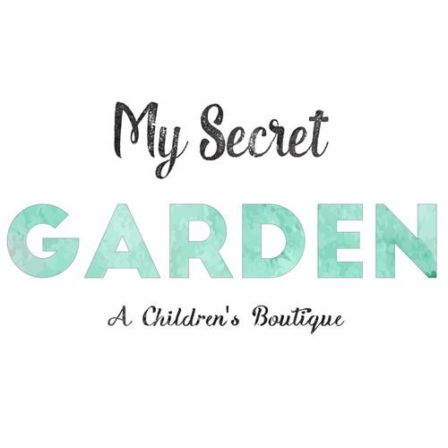 logo for trendy children's website