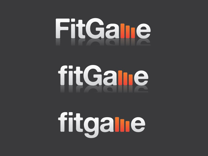 Help Fitgame with a new logo