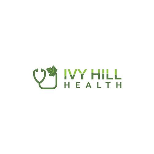 Health clinic logo