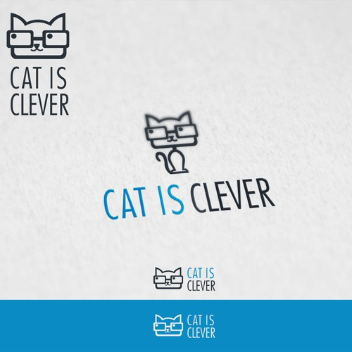 Cat is Clever