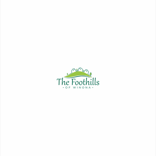 Logo for The Foothills