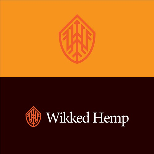 Wikked Hemp Logo