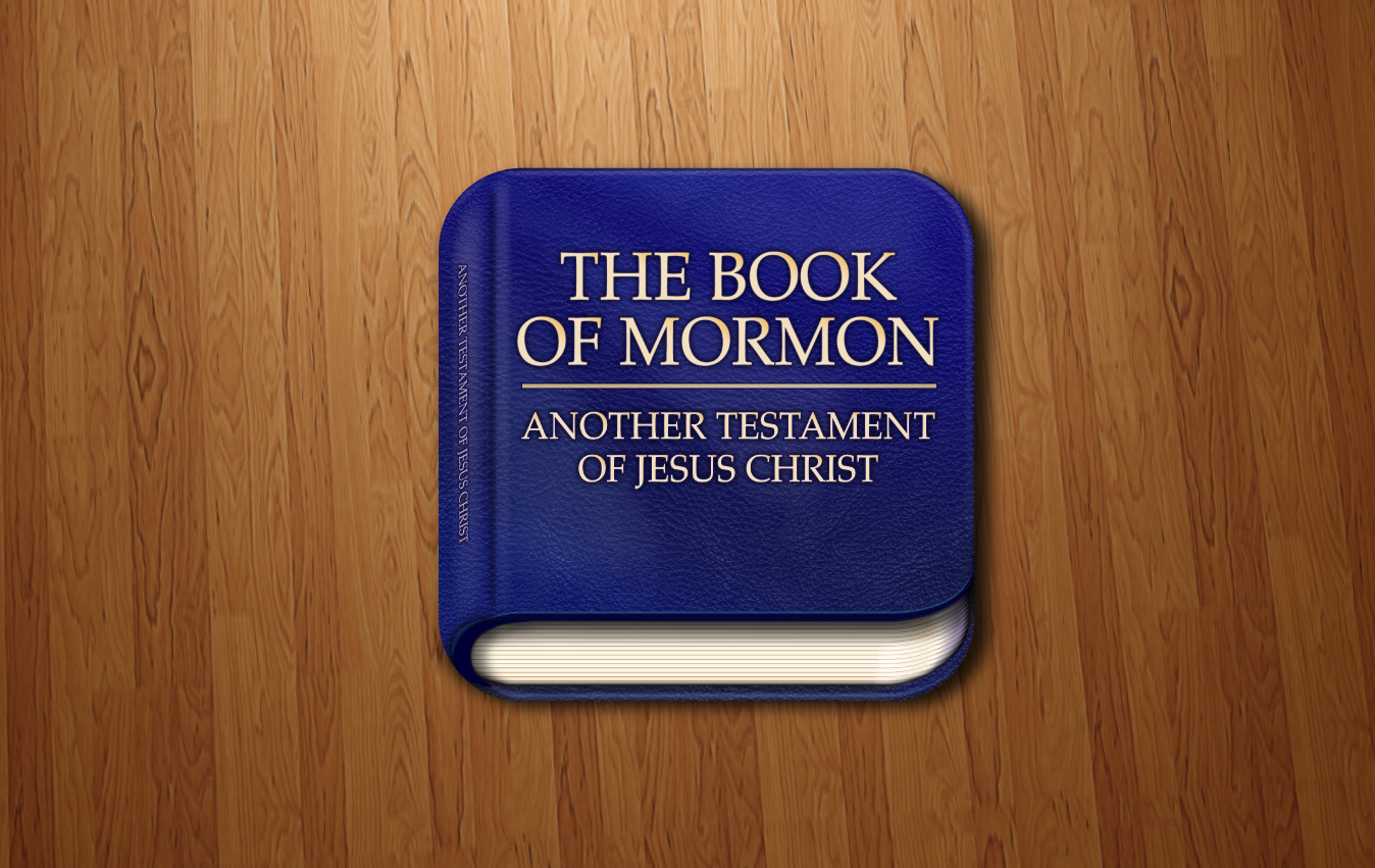 Icon for Book of Mormon iPhone app