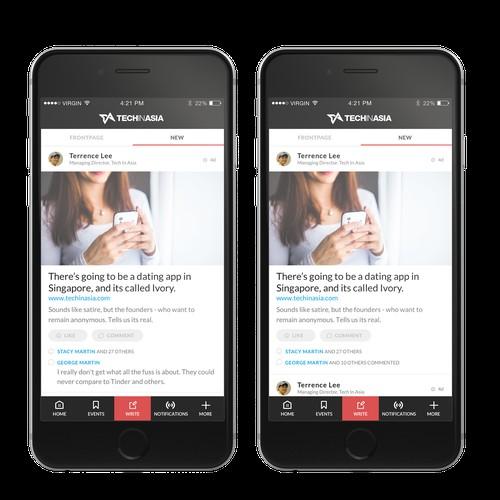 Community-Centric App Design for Tech in Asia