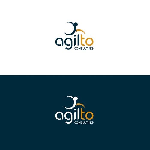 Identité pour Agilto Consulting