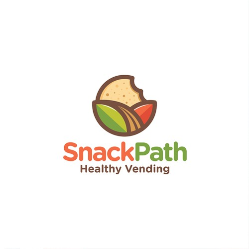 SnackPath Logo Design