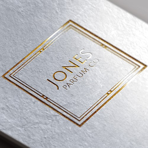 Simple, Classic Design: Luxury boutique candle company.