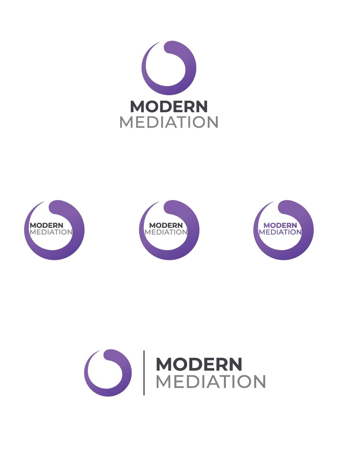 Modern Mediation Logo Design