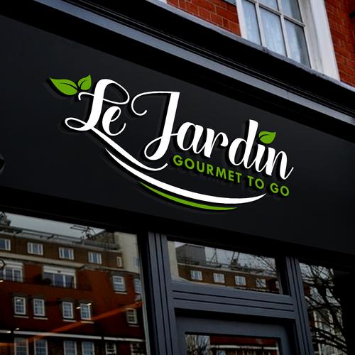 Gourmet Le Jardin Logo