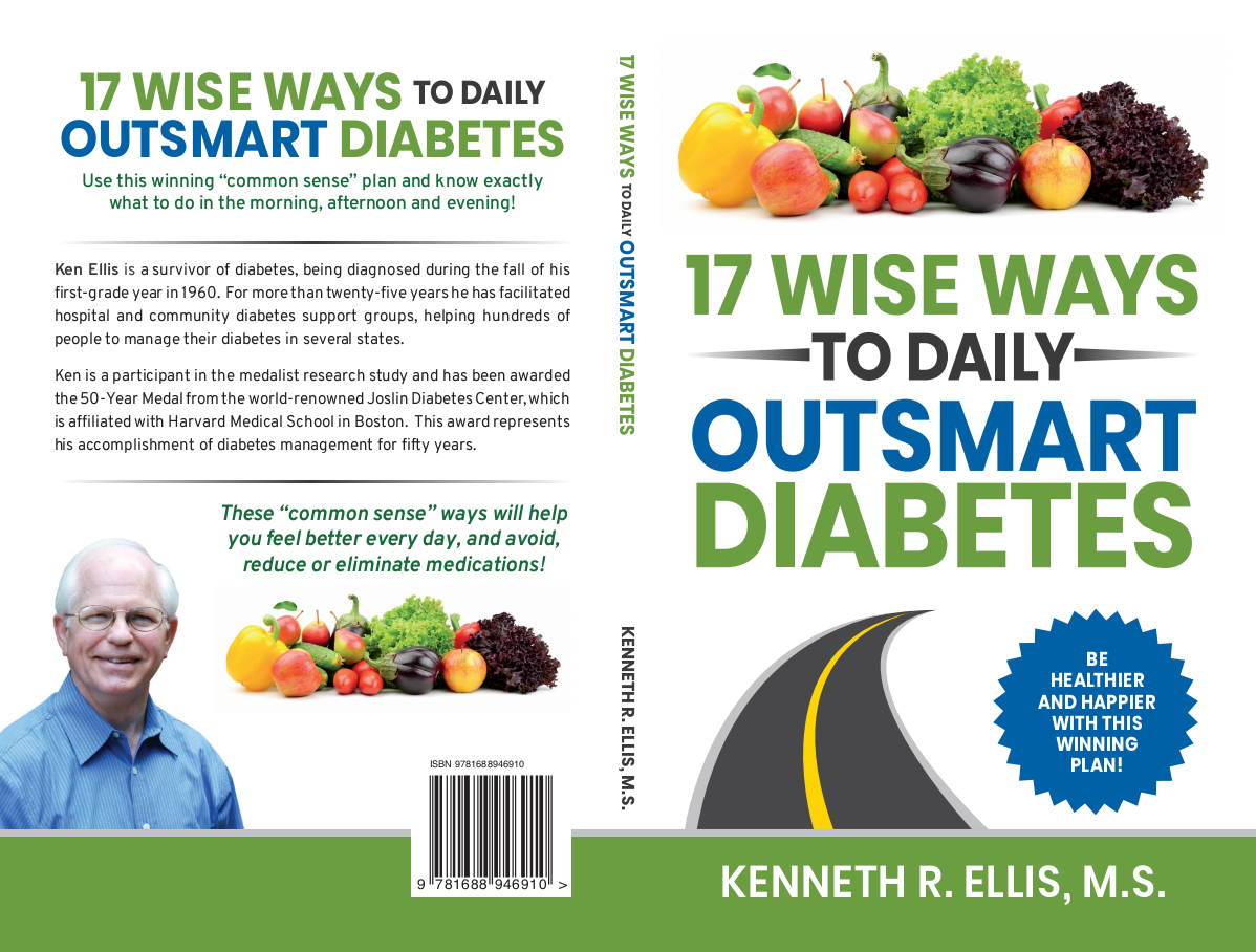 New Book: 17 Wise Ways to Daily Outsmart Diabetes