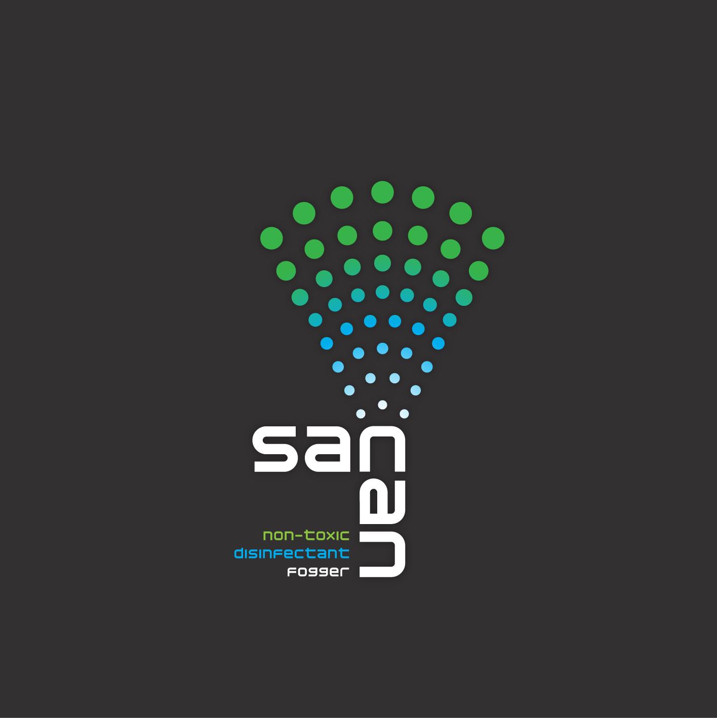 SanCan Non-Toxic Disinfectant Fogger