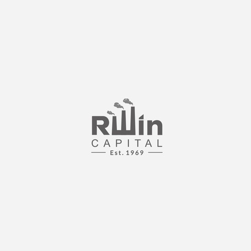 "Create a logo for ""RWin Capital"", a private investment corporation."