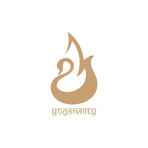 Logo design for Yoganality