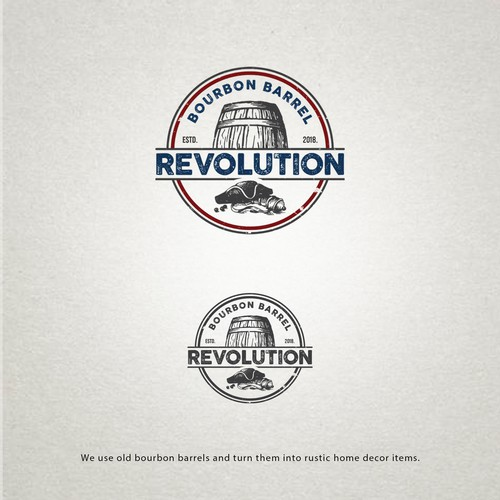 Bourbon Barrel - Revolution