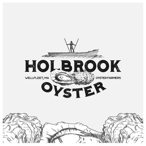 Oyster Farm Logo