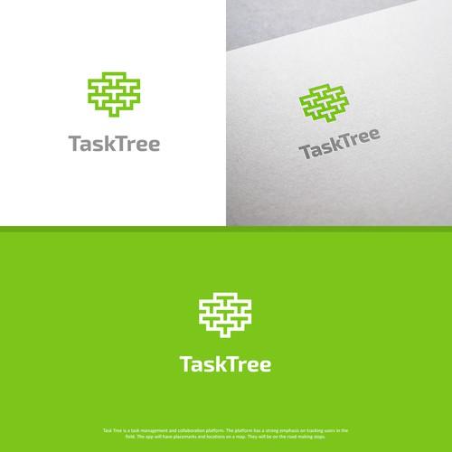 Logo for task management and collaboration platform