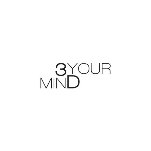 3YOURMIND needs you for a classical, simple logo