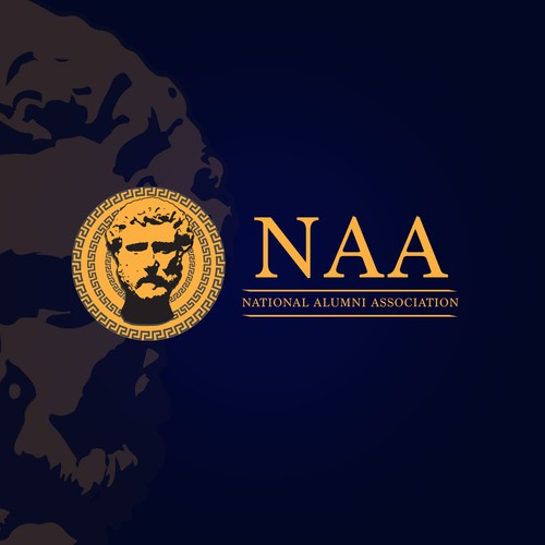 "Logo Concept for ""National Alumni Association""."
