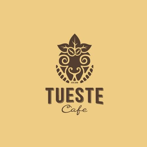 TUESTE CAFE LOGO
