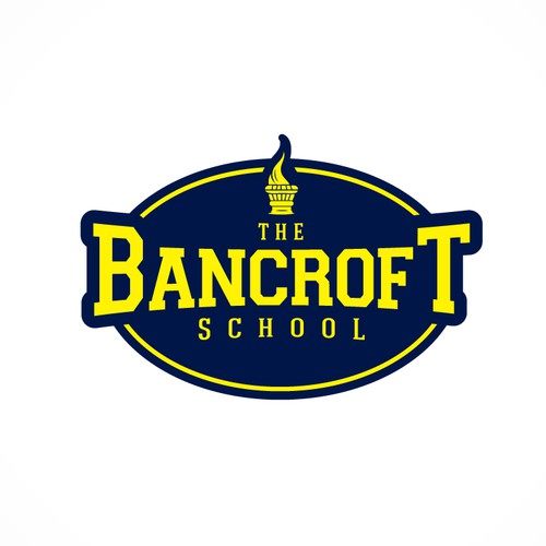 Bancroft secondary logo