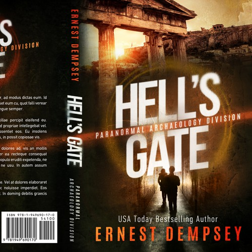 Hell's Gate - Paranormal adventure series