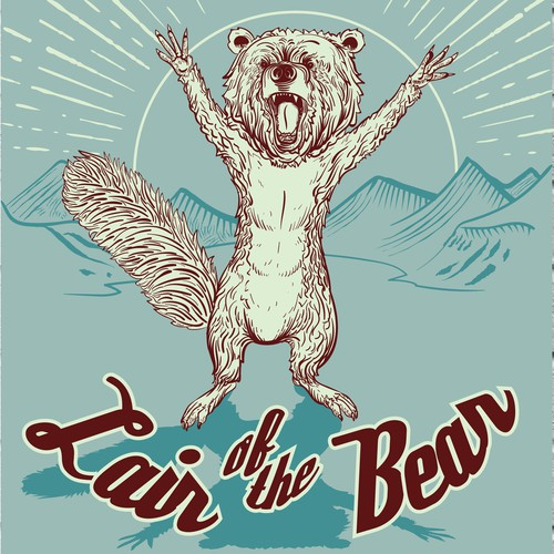 Lair of the Bear Summer Camp T-Shirt