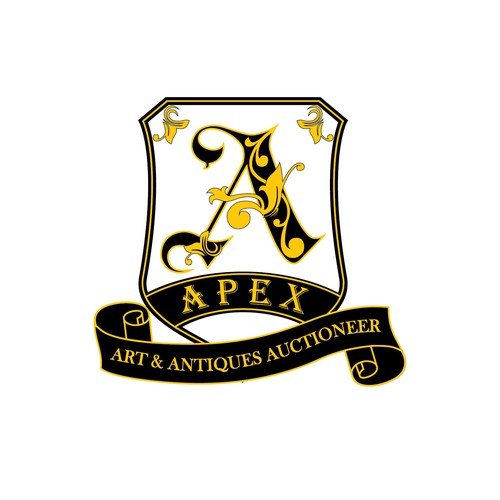 Logo for APEX Art & Antiques Auctioneer