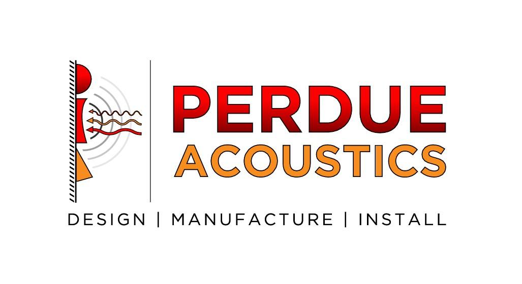 Perdue Acoustics icon re-design.