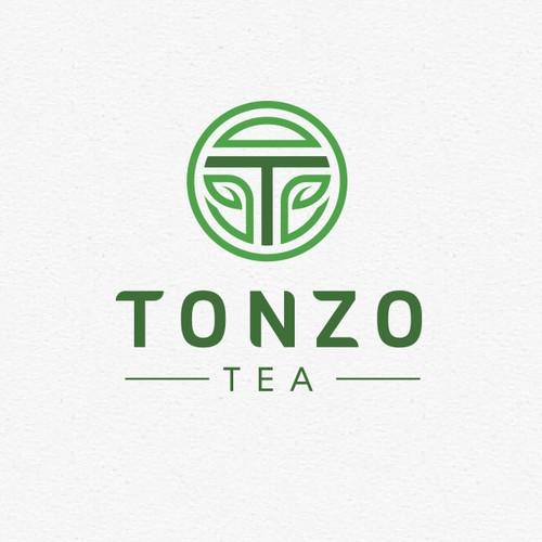 Tonzo Tea logo