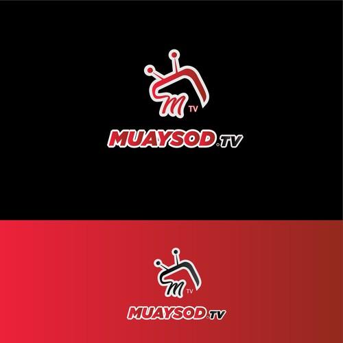 logo design for web tv