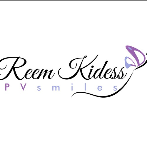 bold logo for pv smiles