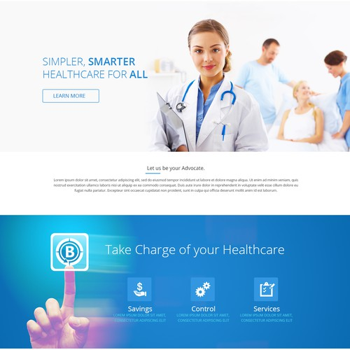 WordPress Web Design | Healthcare