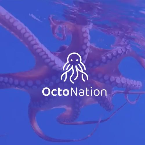 Octonation logo