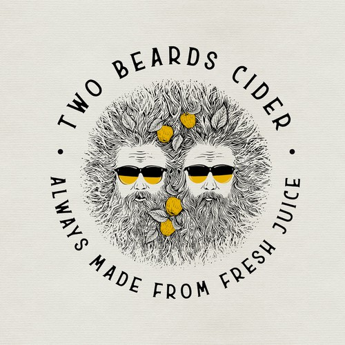 Two Beards Cider