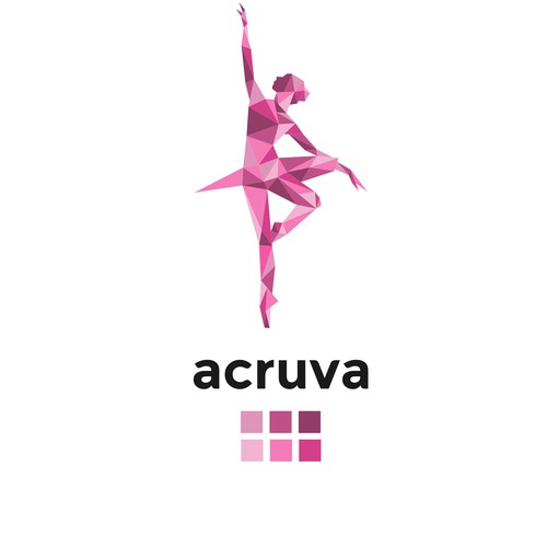 logo for acruva mobile app