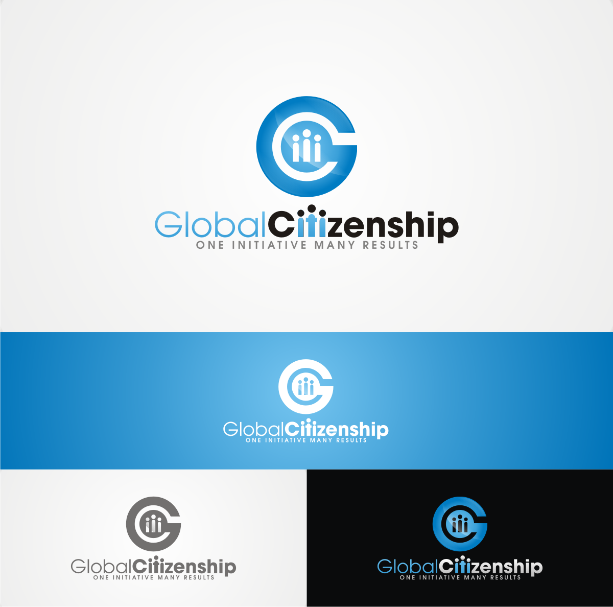 Help Global Citizenship  with a new logo